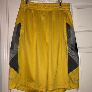 Nike lebron men's basketball shorts